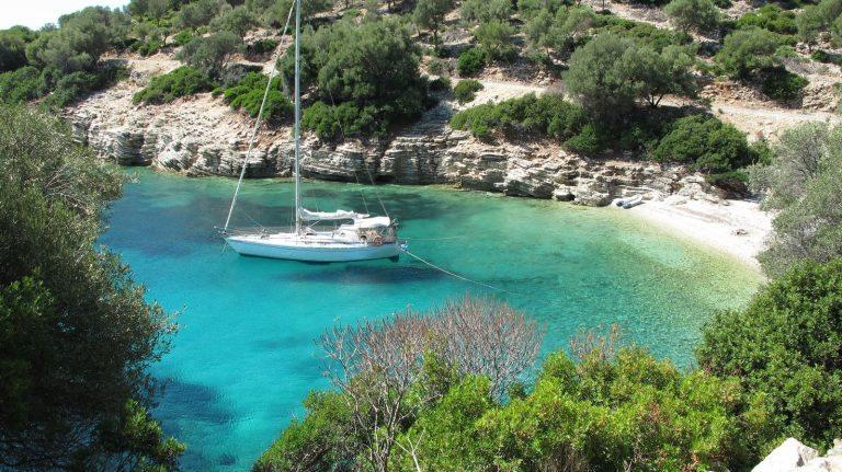 Vacanze in barca a vela Grecia 2017